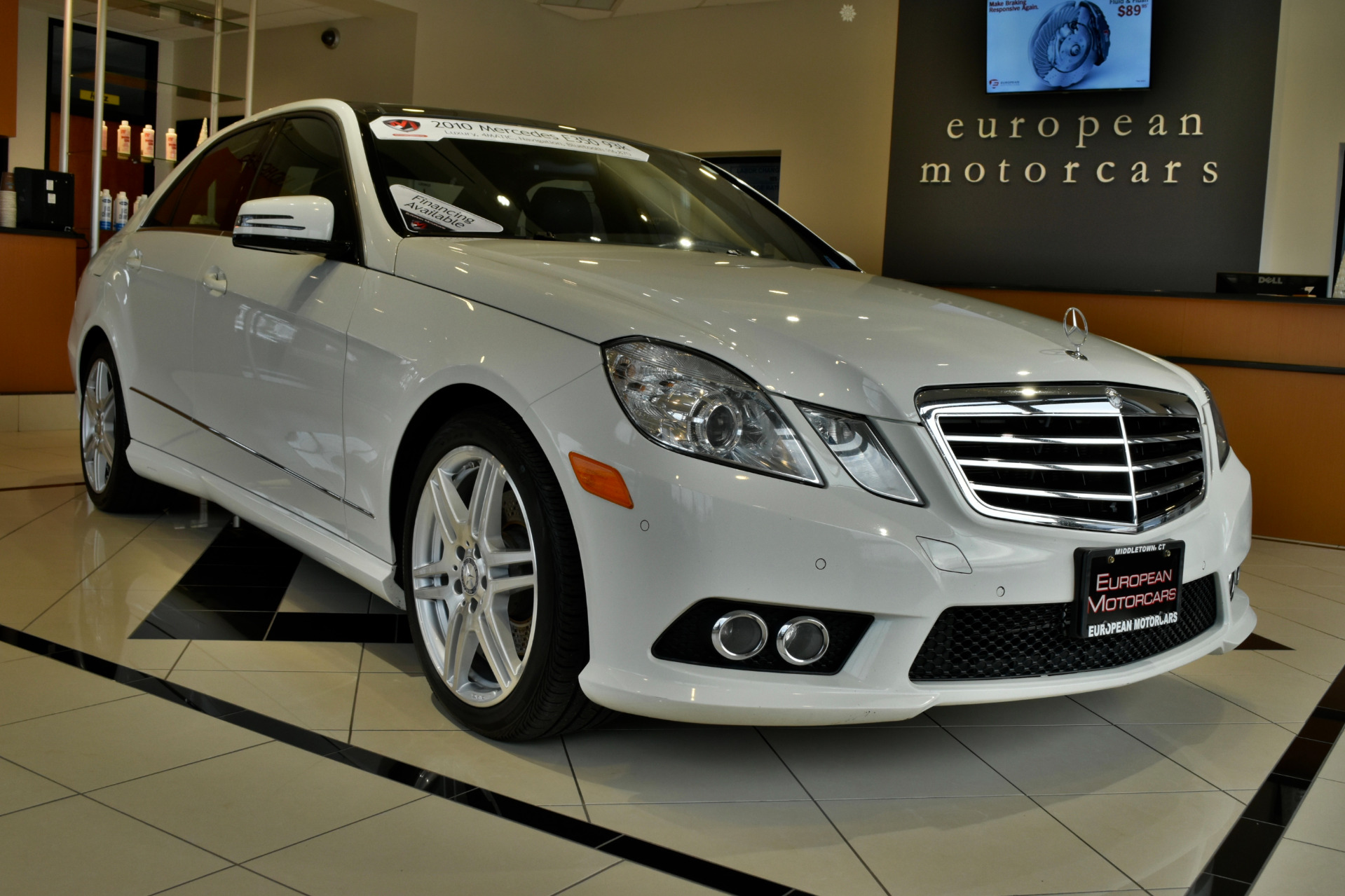 2010 mercedes benz e class e350 luxury 4matic for sale near middletown ct ct mercedes benz. Black Bedroom Furniture Sets. Home Design Ideas