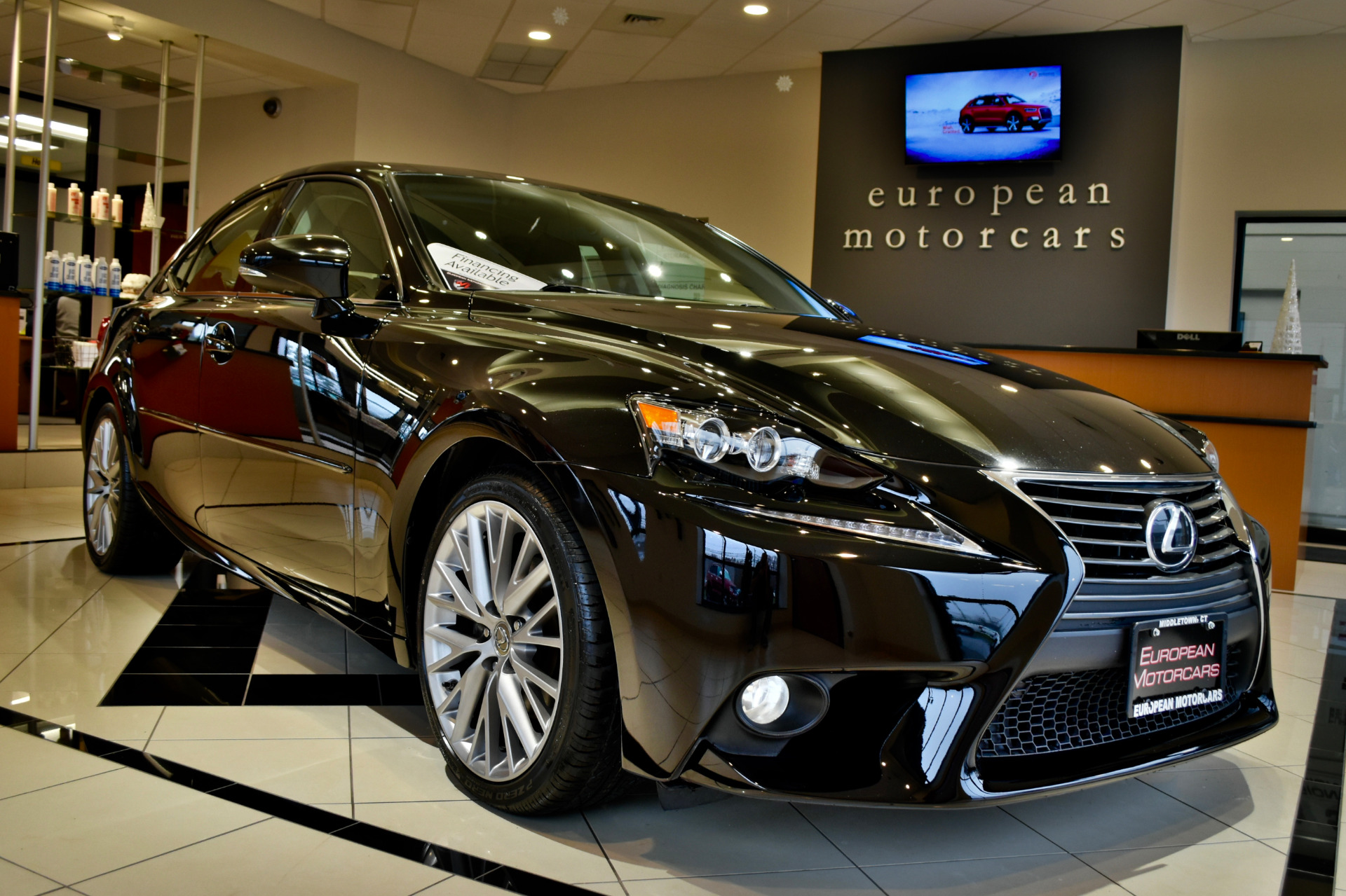 2014 lexus is 250 for sale near middletown ct ct lexus. Black Bedroom Furniture Sets. Home Design Ideas