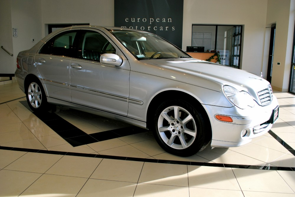 2007 mercedes benz c class c280 4matic luxury for sale