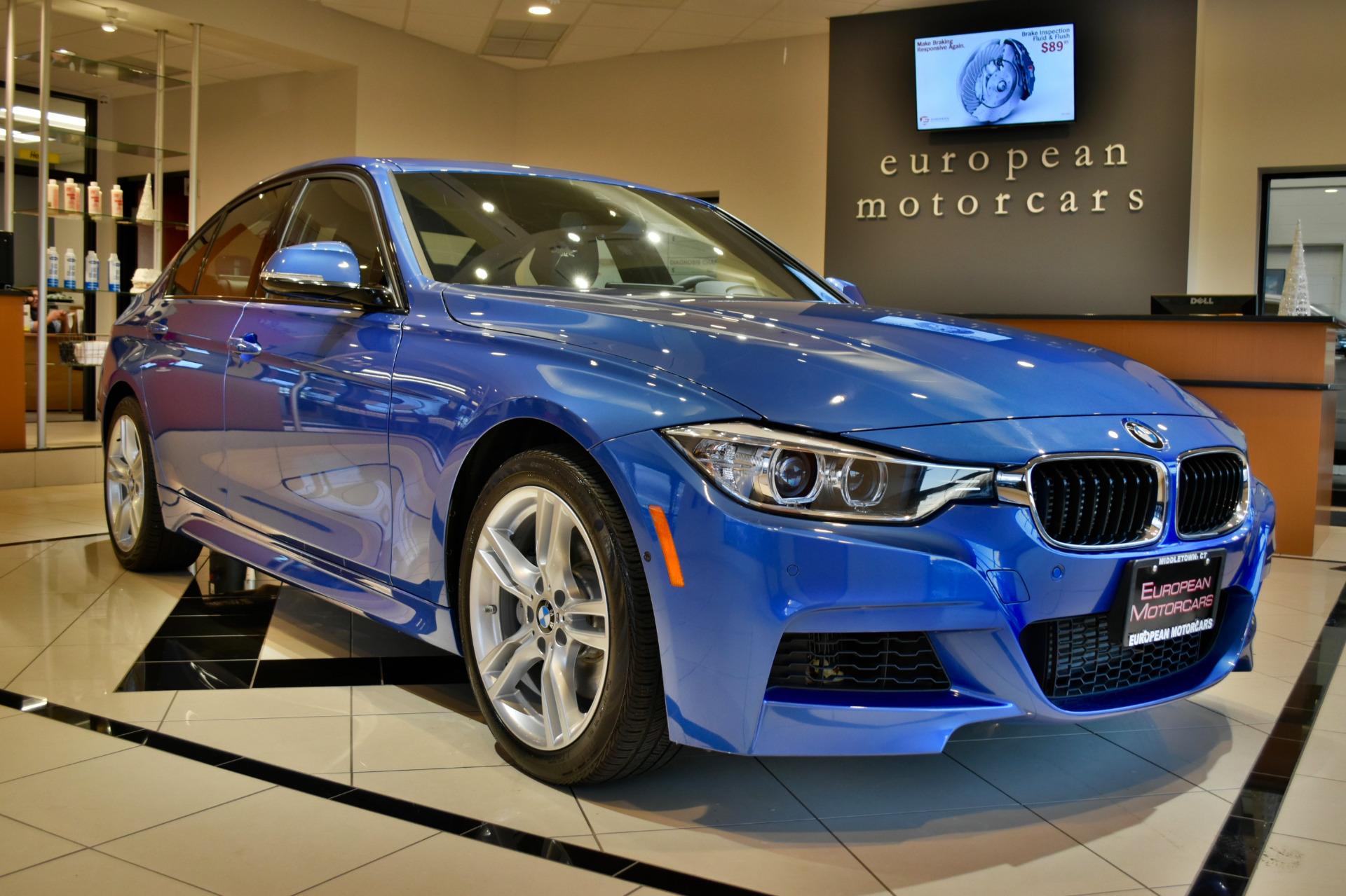 2014 BMW 335i xDrive Msport Pkg for sale near Middletown CT
