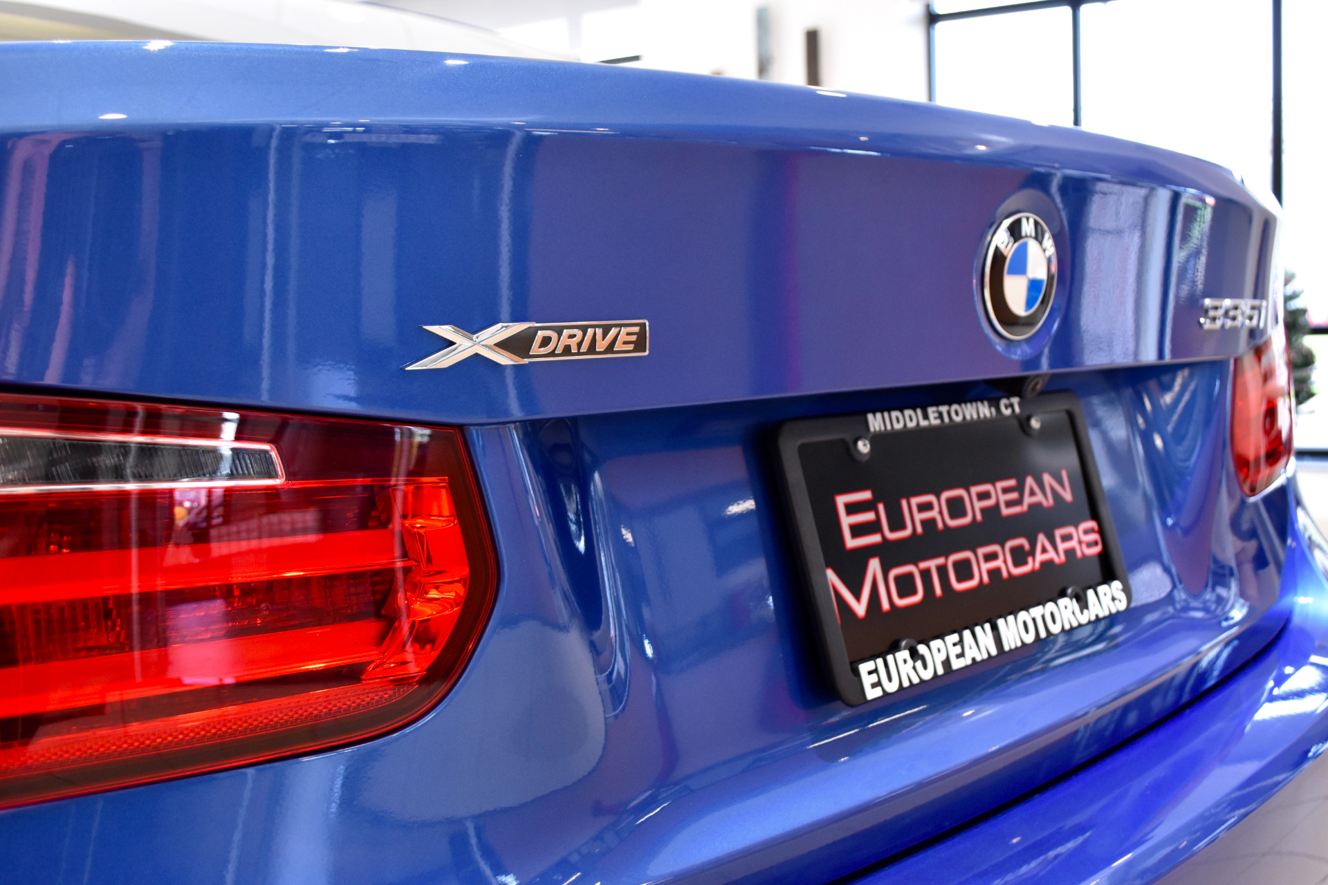 2014 bmw 335i xdrive msport pkg for sale near middletown for Euro motors collision center