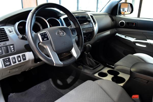 2012 Toyota Tacoma Crew Cab Trd Sport V6 For Sale Near