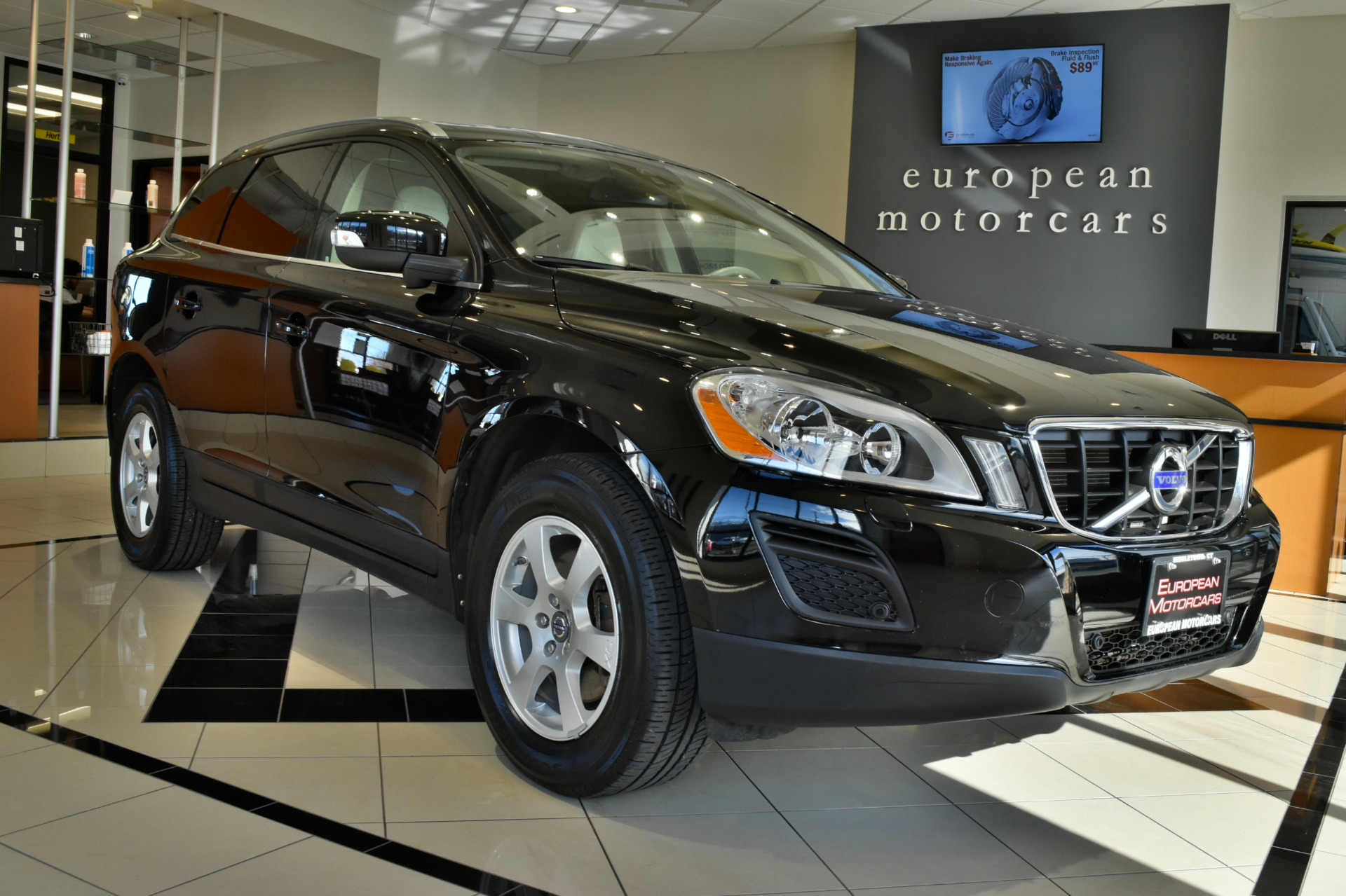 2012 volvo xc60 3 2 premier plus for sale near middletown for Euro motors collision center