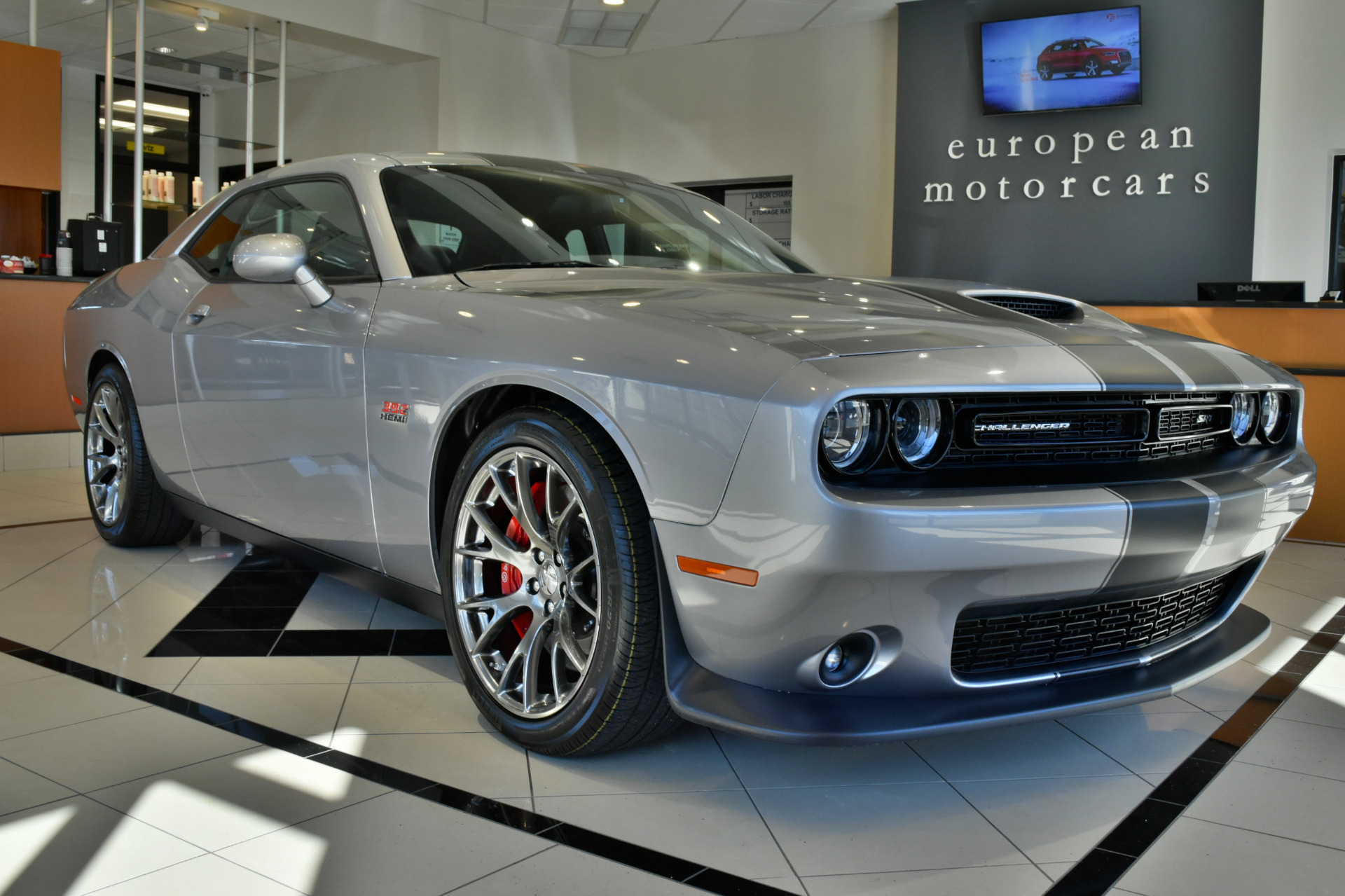 2015 dodge challenger srt 392 for sale near middletown ct ct dodge dealer stock 856295. Black Bedroom Furniture Sets. Home Design Ideas