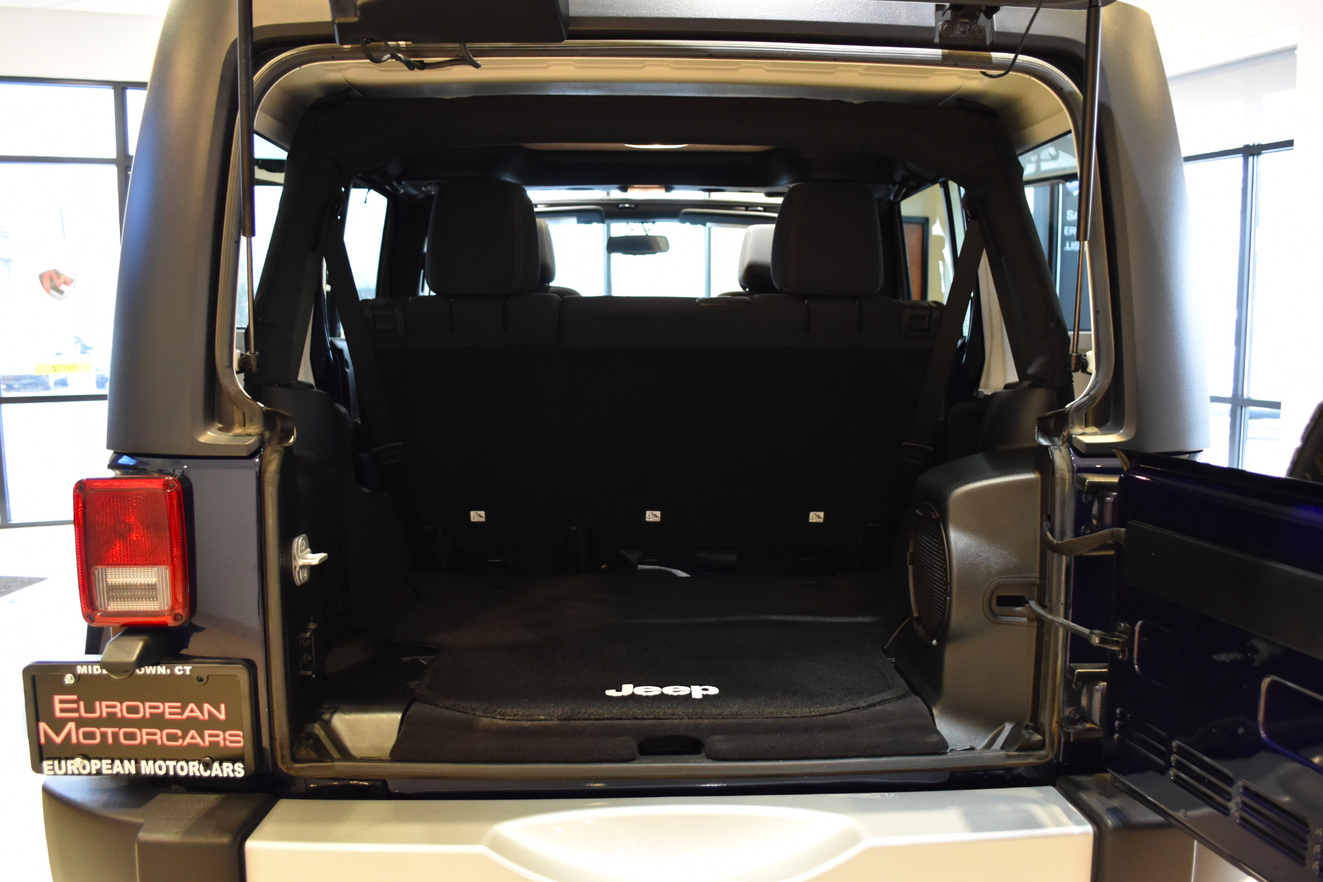 2013 jeep wrangler unlimited sahara for sale near for Euro motors collision center