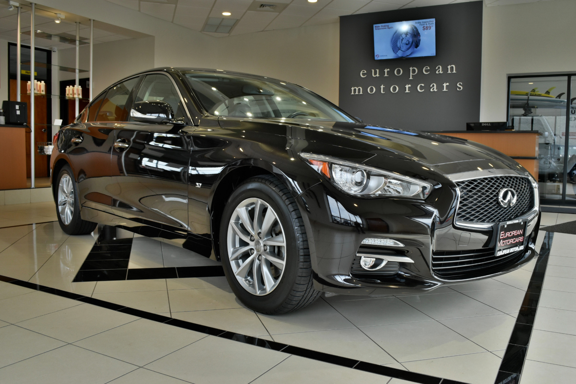 2014 infiniti q50 premium for sale near middletown ct. Black Bedroom Furniture Sets. Home Design Ideas