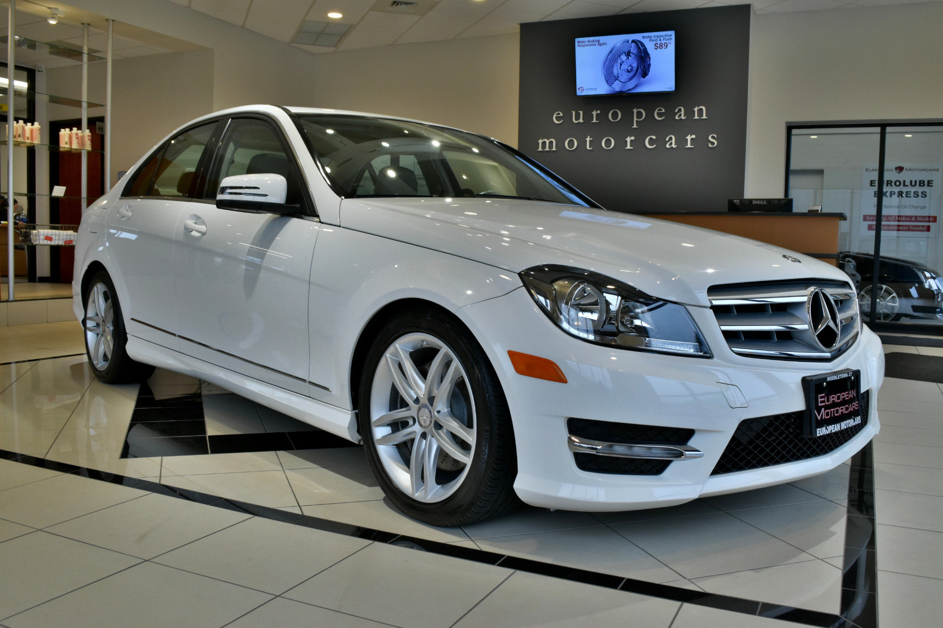 2013 mercedes benz c class c 300 sport 4matic for sale