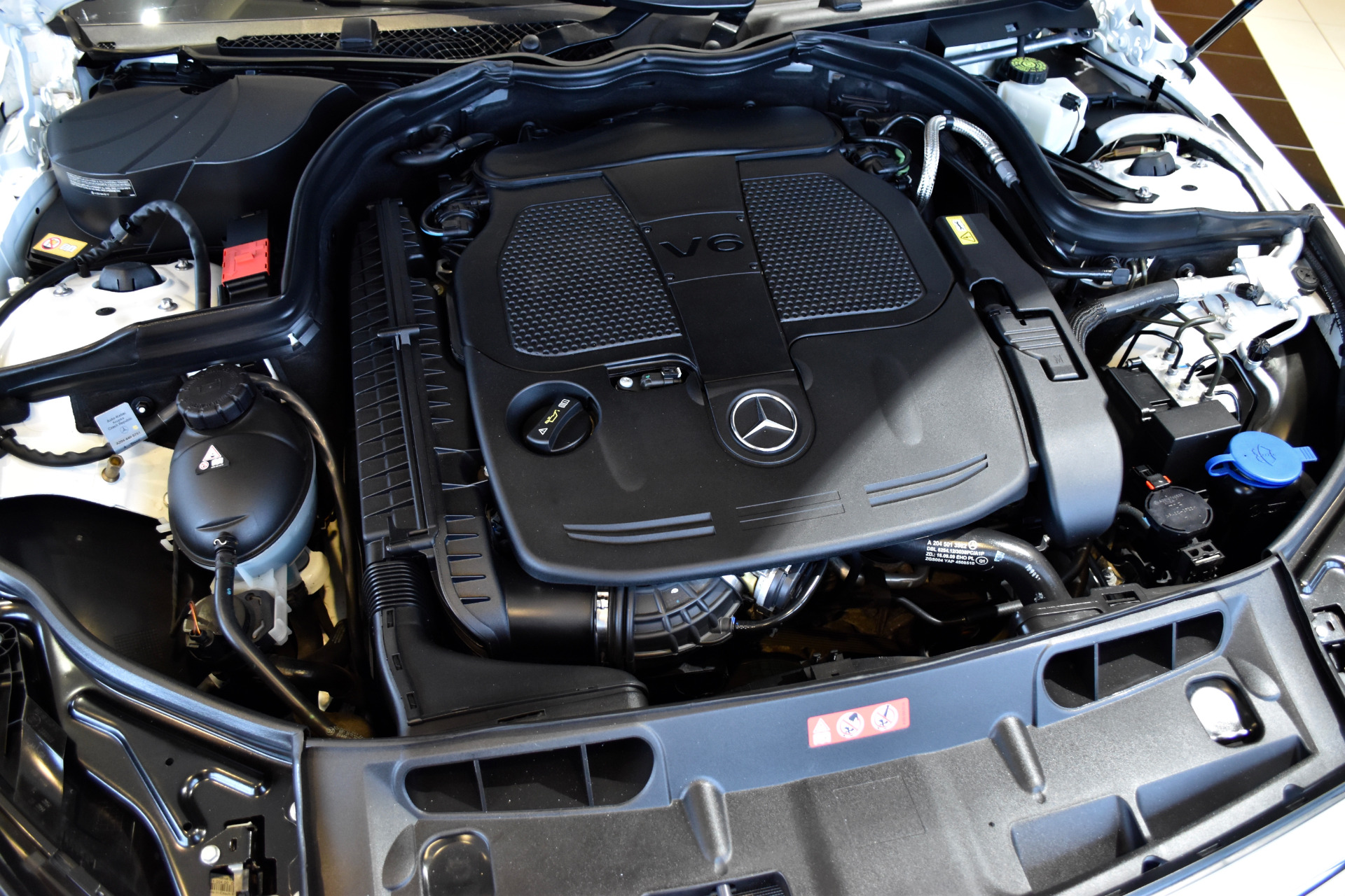 2013 mercedes benz c class c 300 sport 4matic for sale for Euro motors collision center