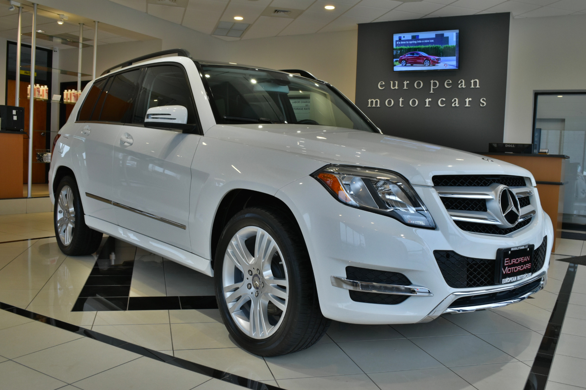 2015 mercedes benz glk glk 350 4matic for sale near for Euro motorcars mercedes benz