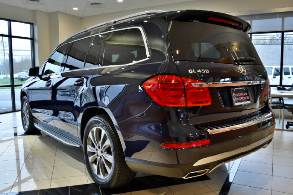 2014 mercedes benz gl class gl 450 4matic for sale near for Euro motorcars mercedes benz