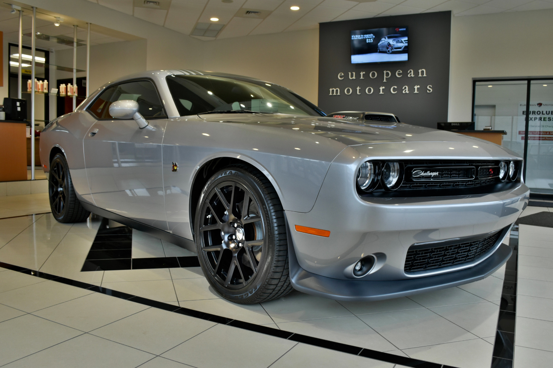 Challenger Shaker For Sale >> 2015 Dodge Challenger R T Scat Pack Shaker For Sale Near Middletown