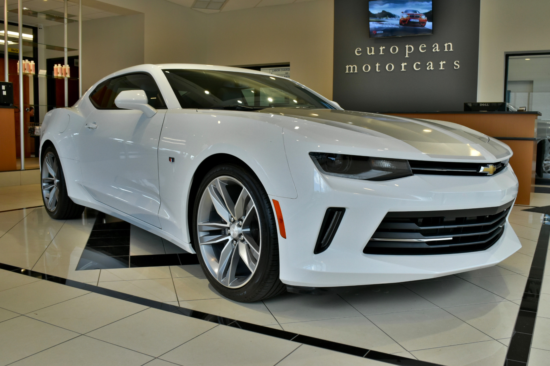 2016 Chevrolet Camaro LT for sale near Middletown CT