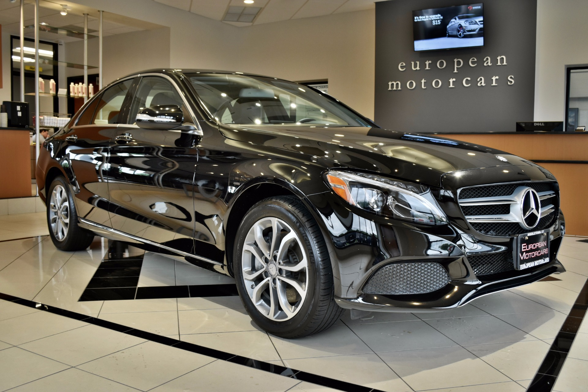 2015 mercedes benz c class c 300 4matic for sale near middletown ct ct mercedes benz dealer. Black Bedroom Furniture Sets. Home Design Ideas