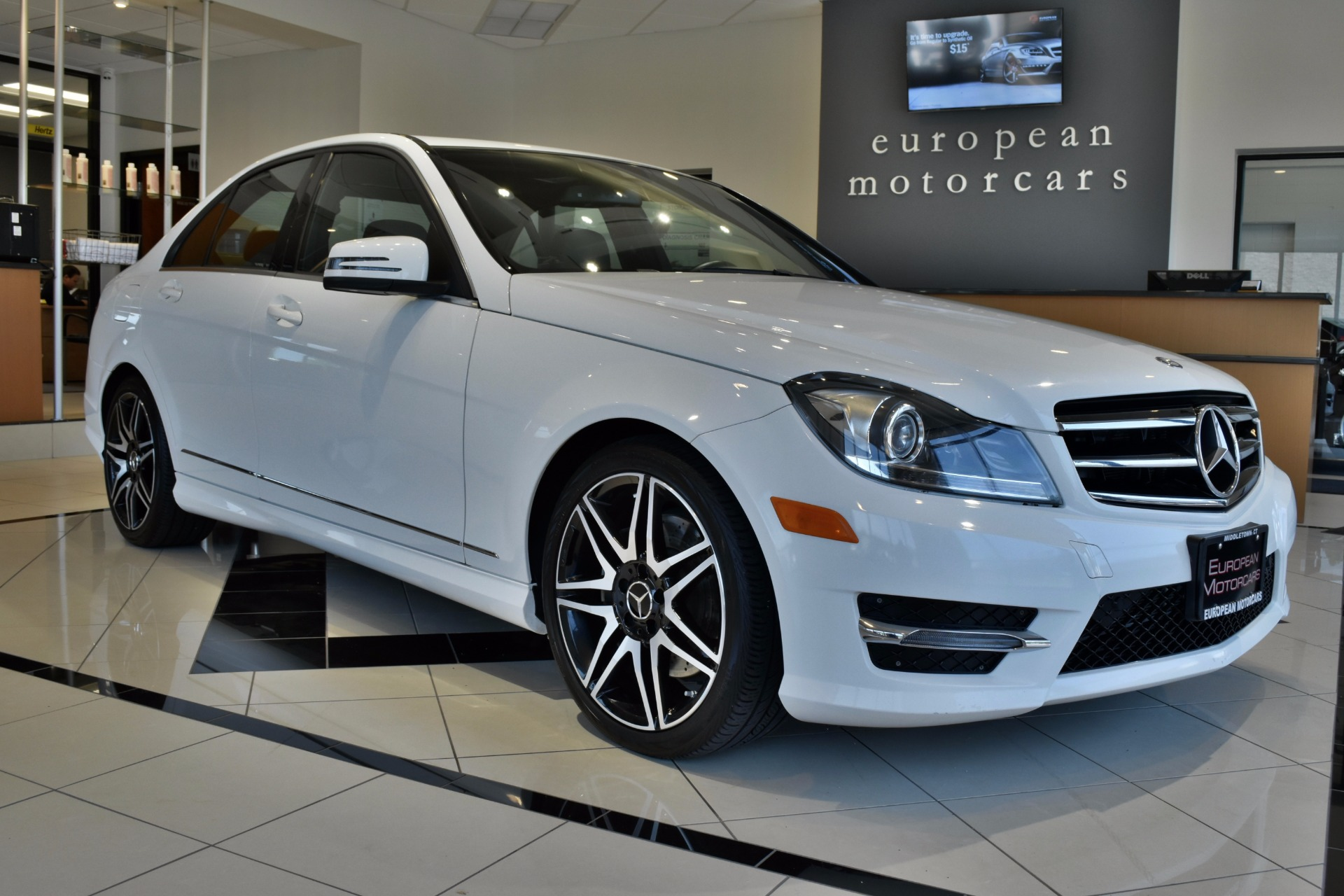 2014 mercedes benz c class c 300 sport 4matic for sale for Mercedes benz c class 300 for sale
