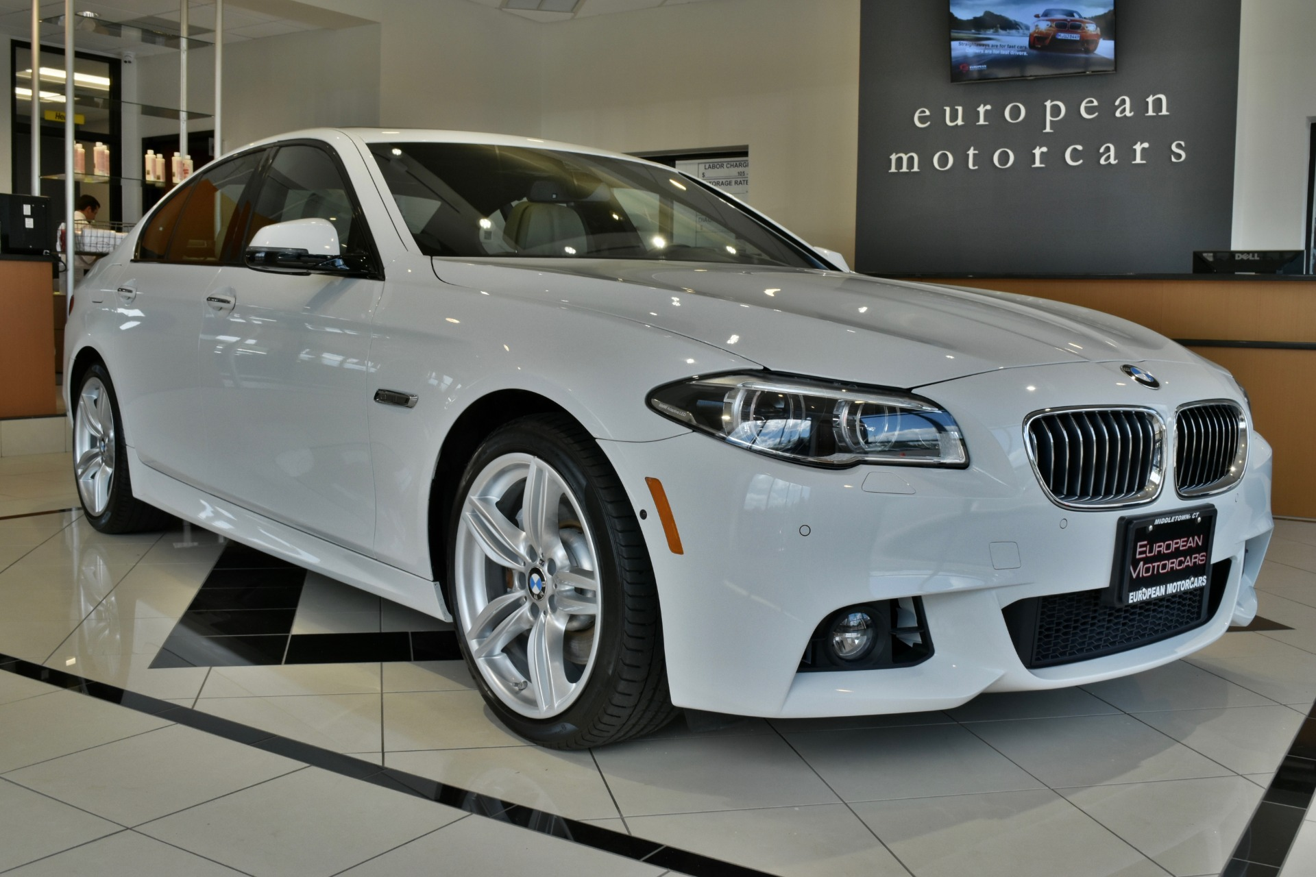 2014 BMW 5 Series M Sport 535i for sale near Middletown CT