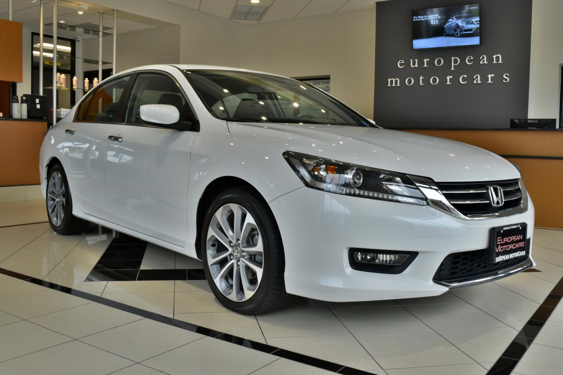 2015 Honda Accord Sport for sale near Middletown CT