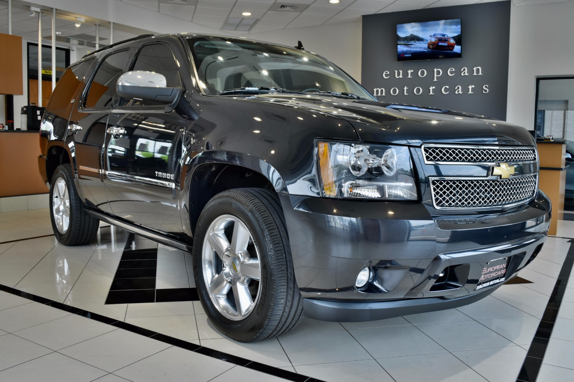 2013 chevrolet tahoe ltz for sale near middletown ct ct chevrolet dealer stock 229437. Black Bedroom Furniture Sets. Home Design Ideas