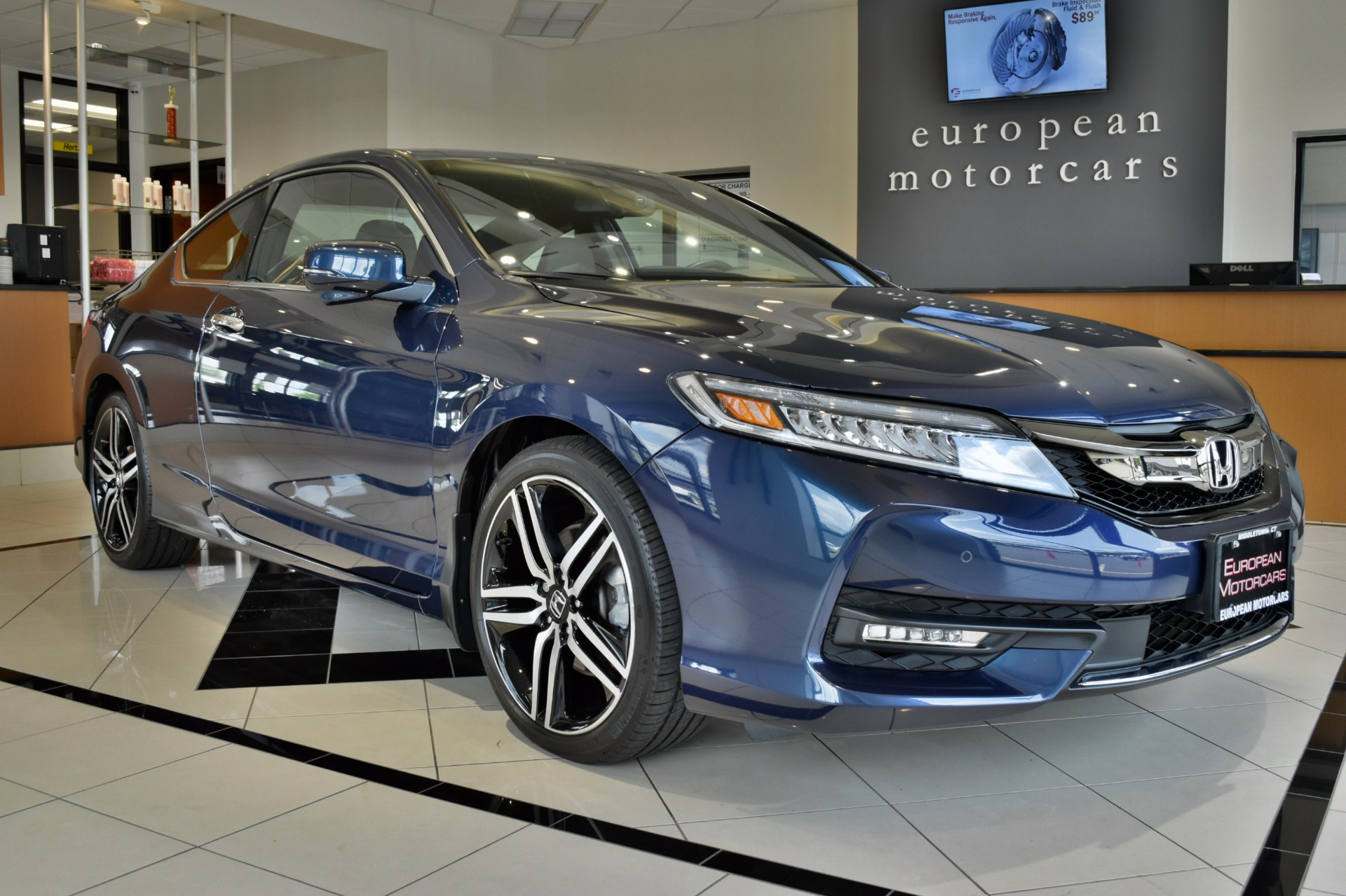 2016 honda accord touring for sale near middletown ct for Honda dealers in ct