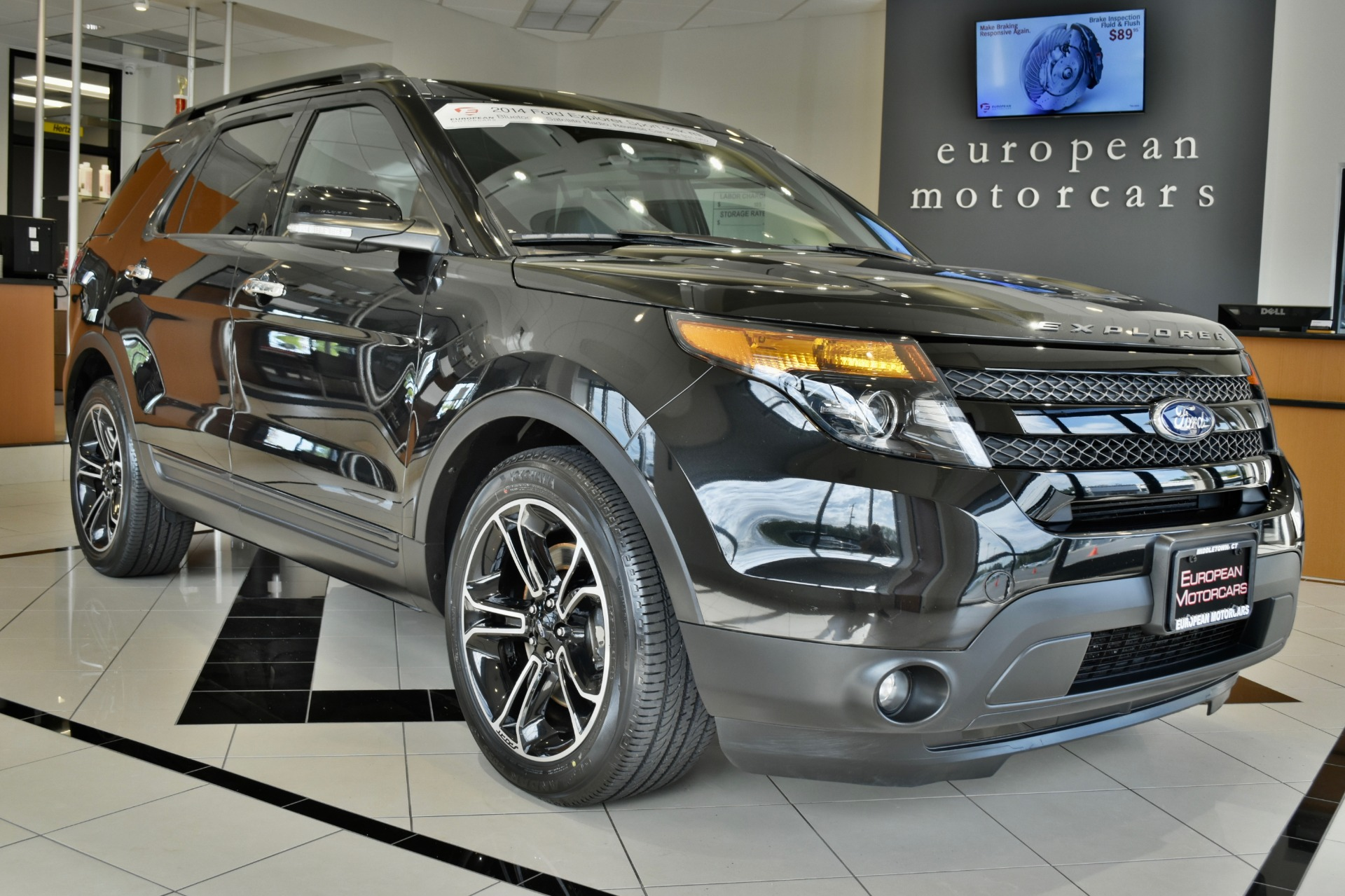 Ford Explorer Sport For Sale Near Middletown CT CT Ford - Ford dealers in ct