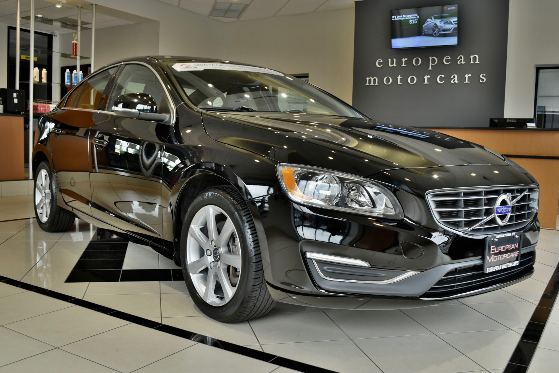 2016 volvo s60 t5 premier for sale near middletown ct. Black Bedroom Furniture Sets. Home Design Ideas