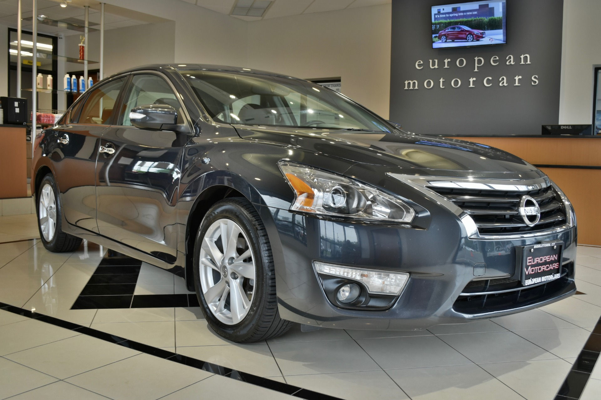 2013 nissan altima 2 5 sl for sale near middletown ct ct nissan dealer stock 199292. Black Bedroom Furniture Sets. Home Design Ideas