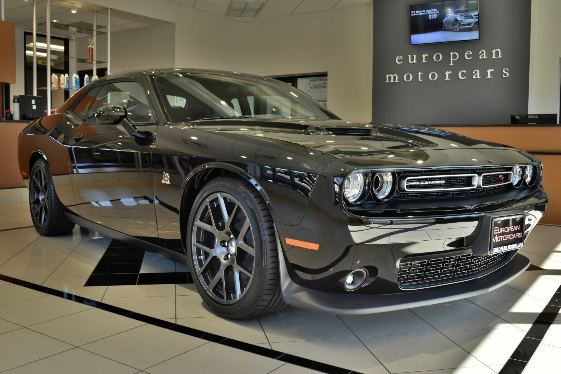 2016 dodge challenger r t scat pack for sale near for Euro motors collision center