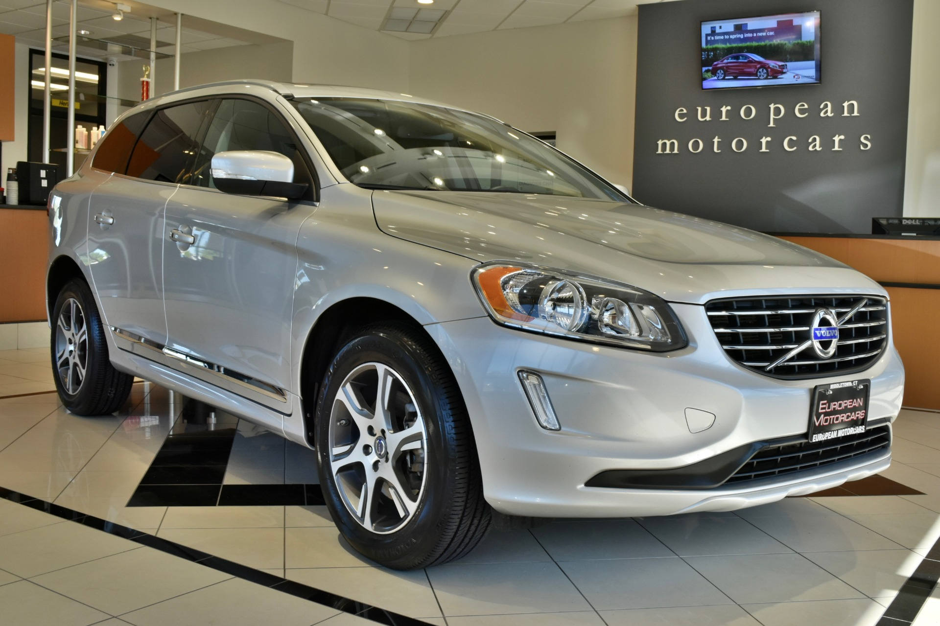 2015 volvo xc60 t6 for sale near middletown ct ct volvo dealer stock 613943. Black Bedroom Furniture Sets. Home Design Ideas