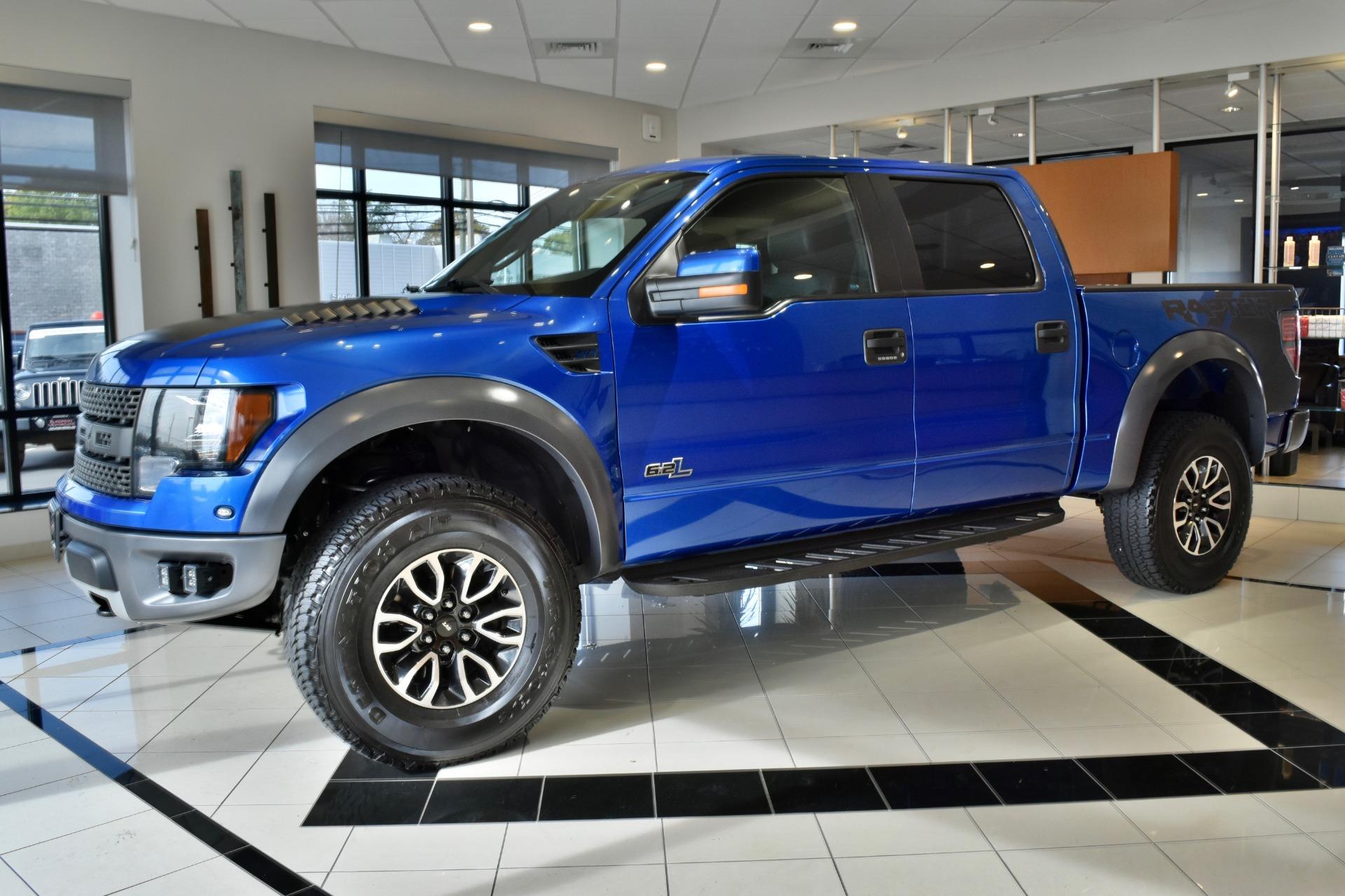 2014 Ford F 150 SVT Raptor for sale near Middletown CT