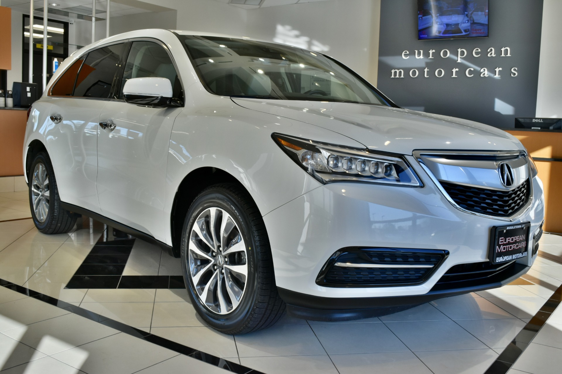 2016 Acura Mdx For Sale >> 2016 Acura Mdx Sh Awd W Tech For Sale Near Middletown Ct