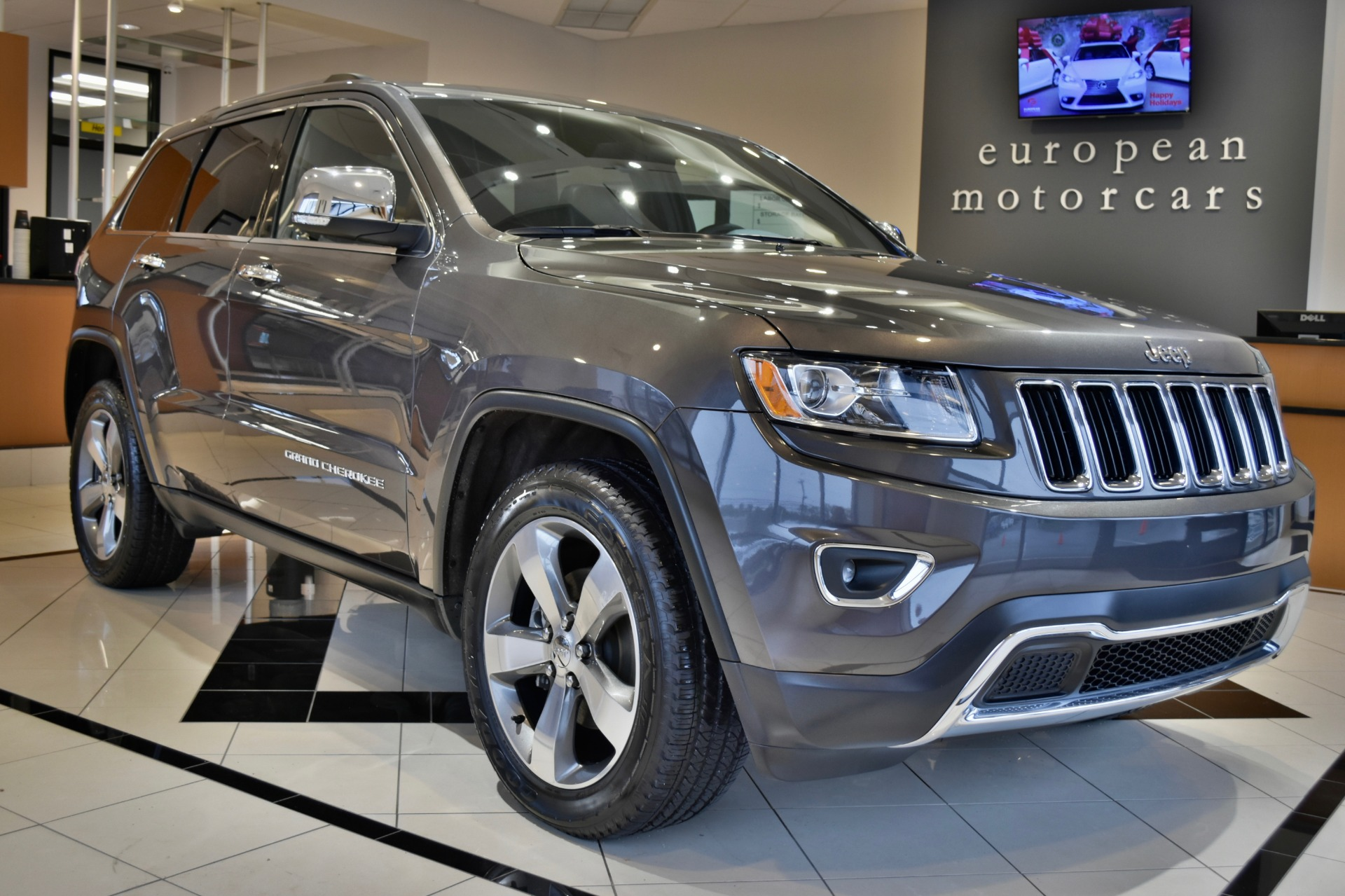 2014 jeep grand cherokee limited for sale near middletown ct ct jeep dealer stock 517525. Black Bedroom Furniture Sets. Home Design Ideas