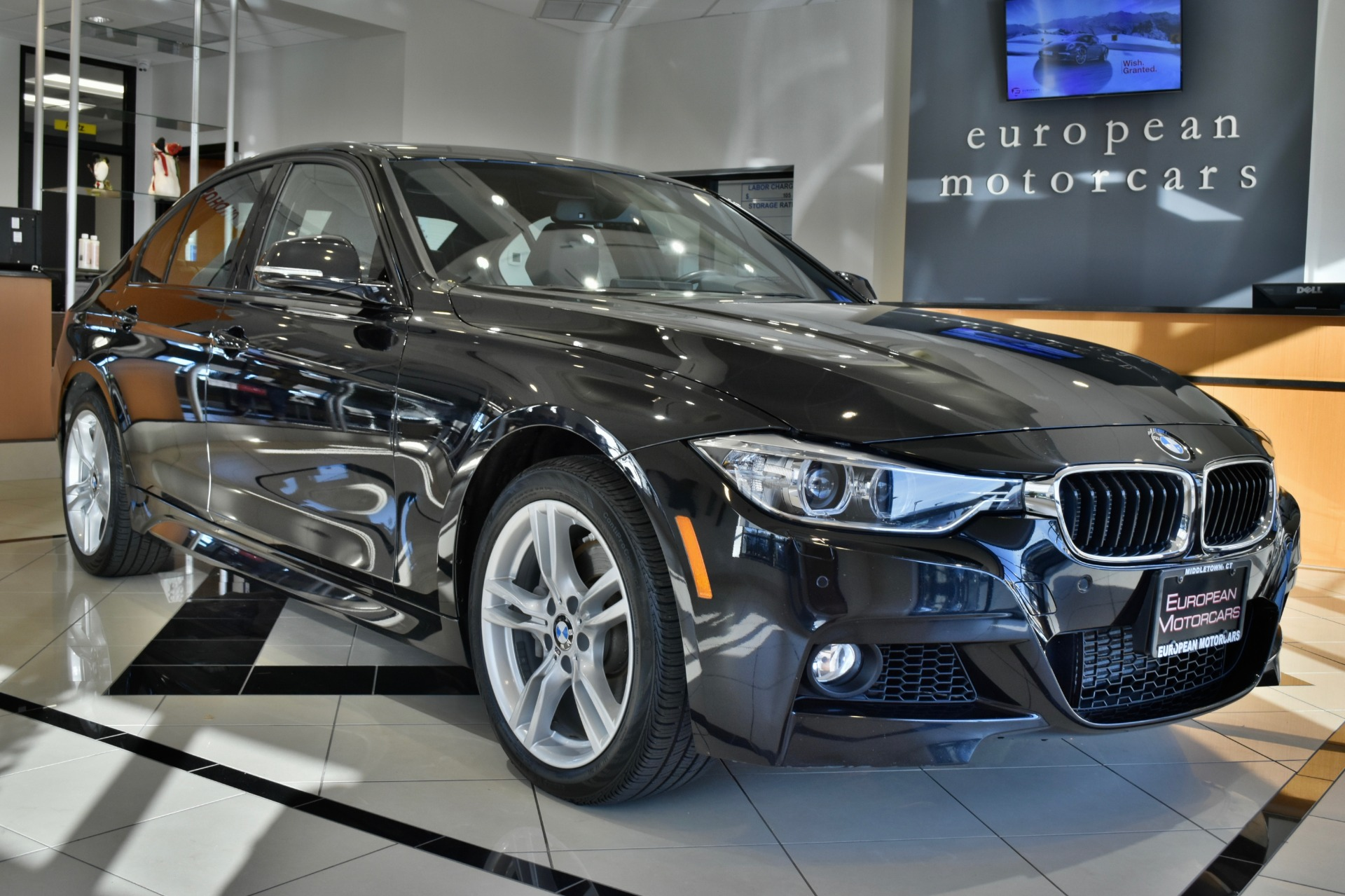 2015 bmw 3 series m sport 335i xdrive for sale near middletown ct ct bmw dealer stock r93054. Black Bedroom Furniture Sets. Home Design Ideas