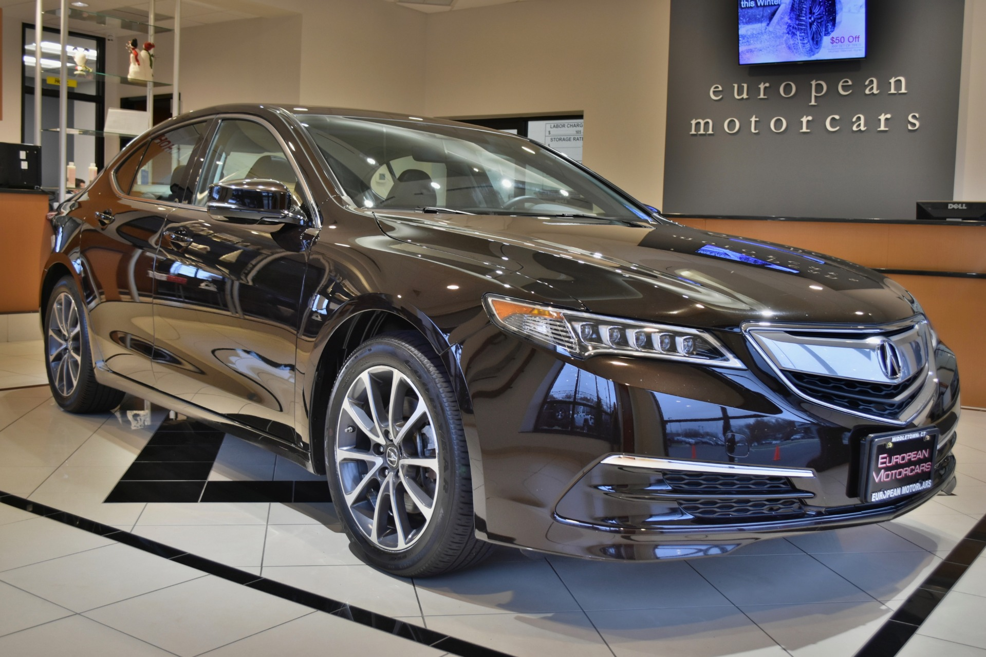 2015 acura tlx sh awd v6 w tech for sale near middletown ct ct acura dealer stock 000448. Black Bedroom Furniture Sets. Home Design Ideas