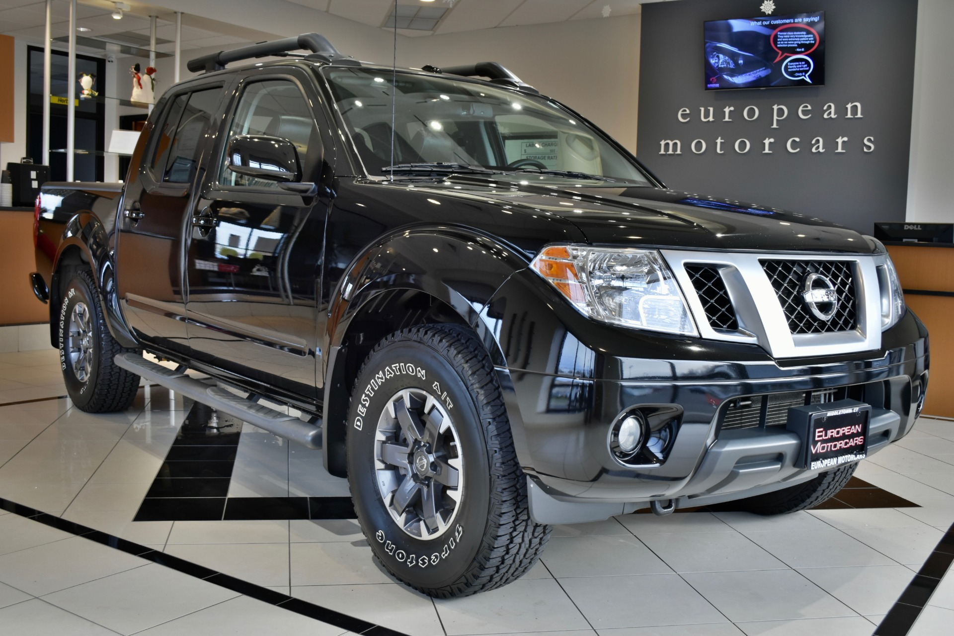 2015 Nissan Frontier Pro 4x For Sale Near Middletown Ct Ct Nissan Dealer Stock 721159