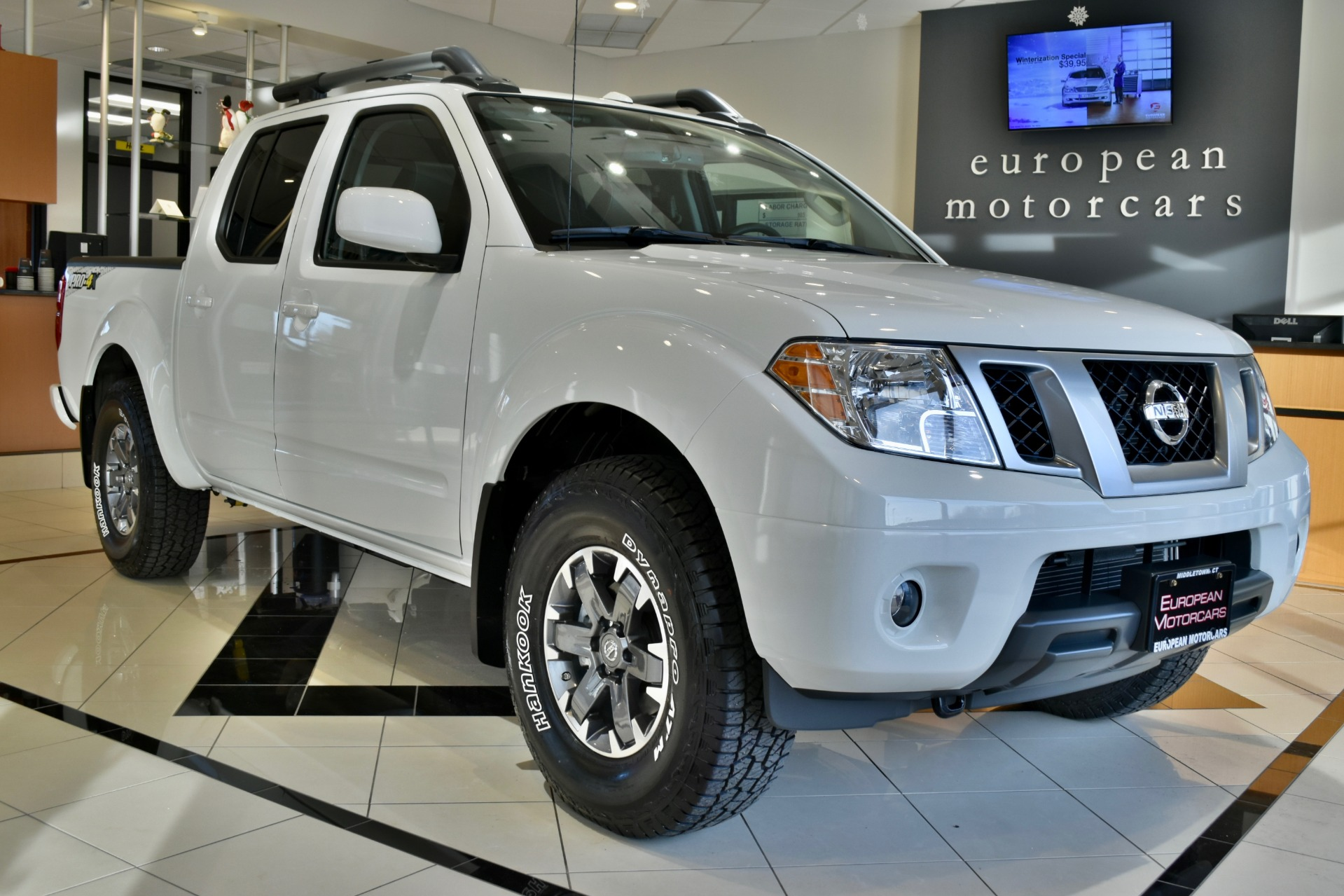 2017 Nissan Frontier Pro 4x For Sale Near Middletown Ct