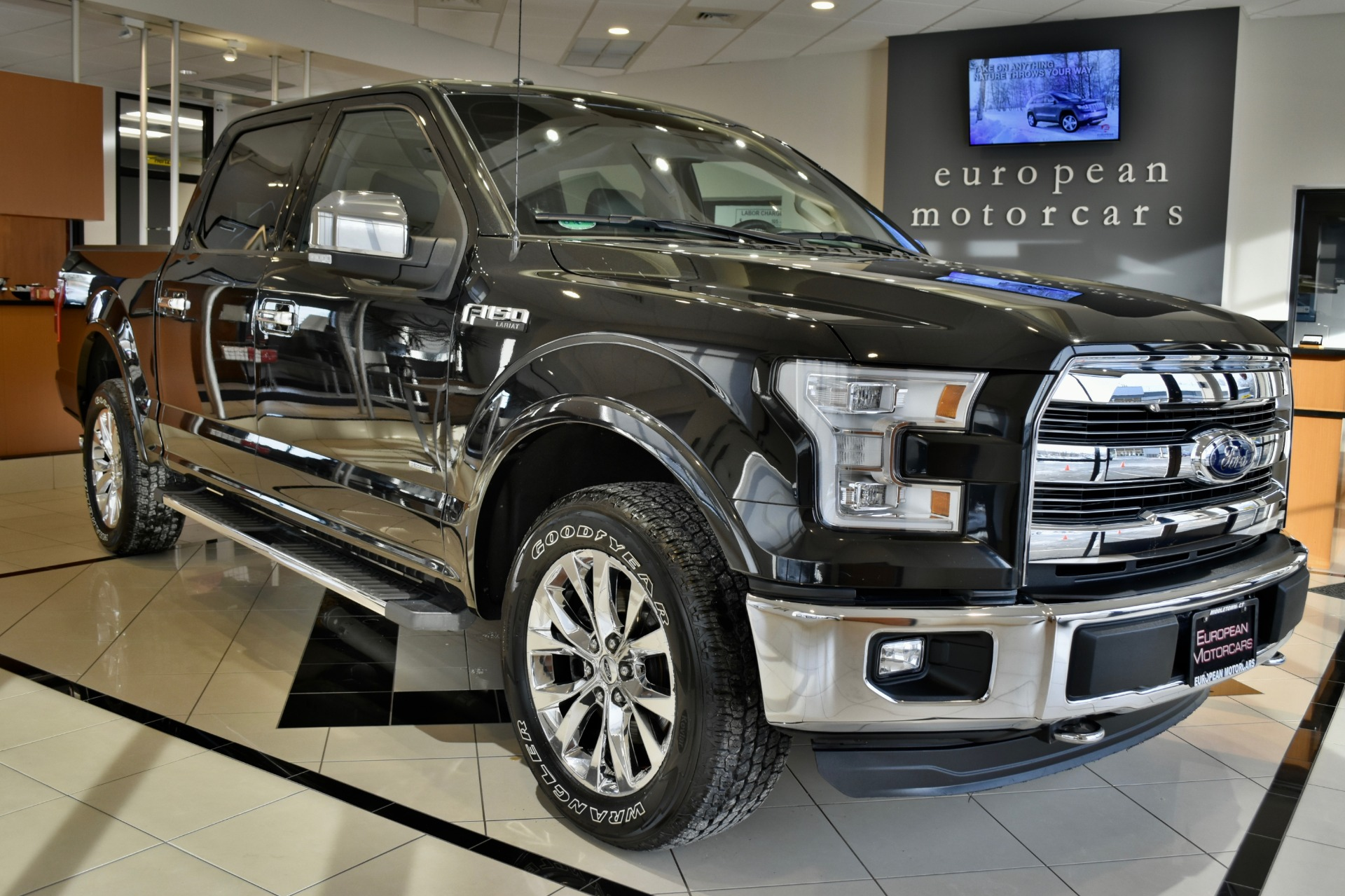 2015 ford f 150 lariat for sale near middletown ct ct ford dealer stock c02153. Black Bedroom Furniture Sets. Home Design Ideas
