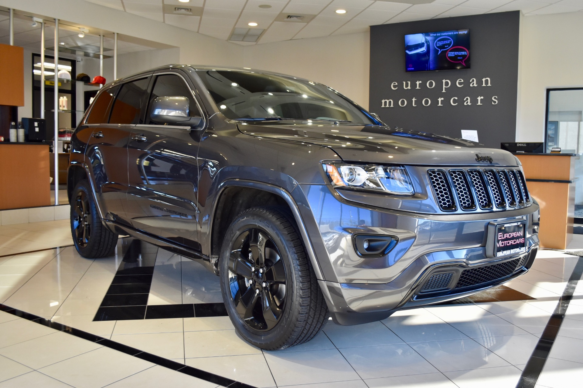 2015 Jeep Grand Cherokee Altitude for sale near Middletown CT