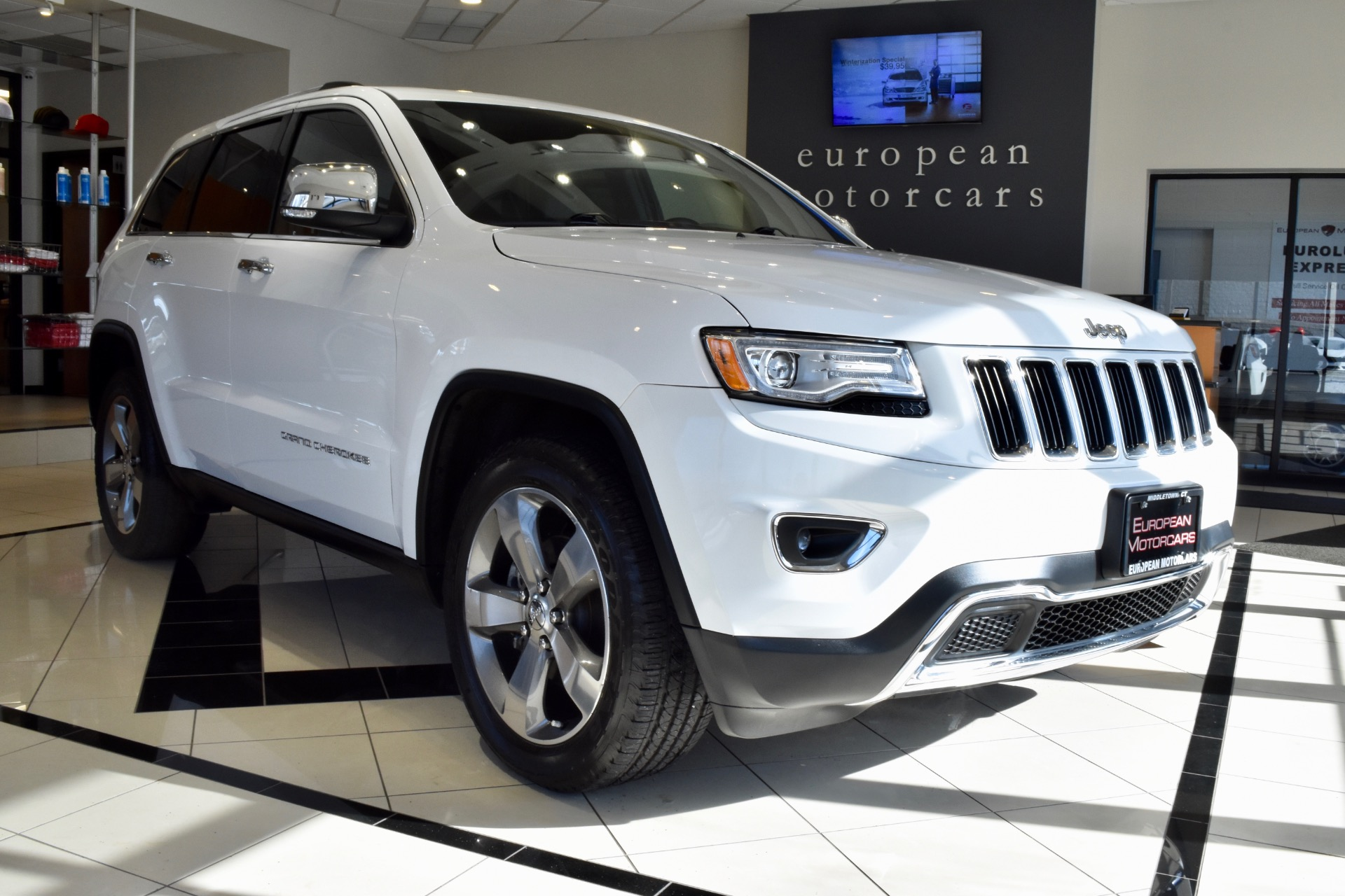 2015 jeep grand cherokee limited for sale near middletown ct ct jeep dealer stock 693296. Black Bedroom Furniture Sets. Home Design Ideas