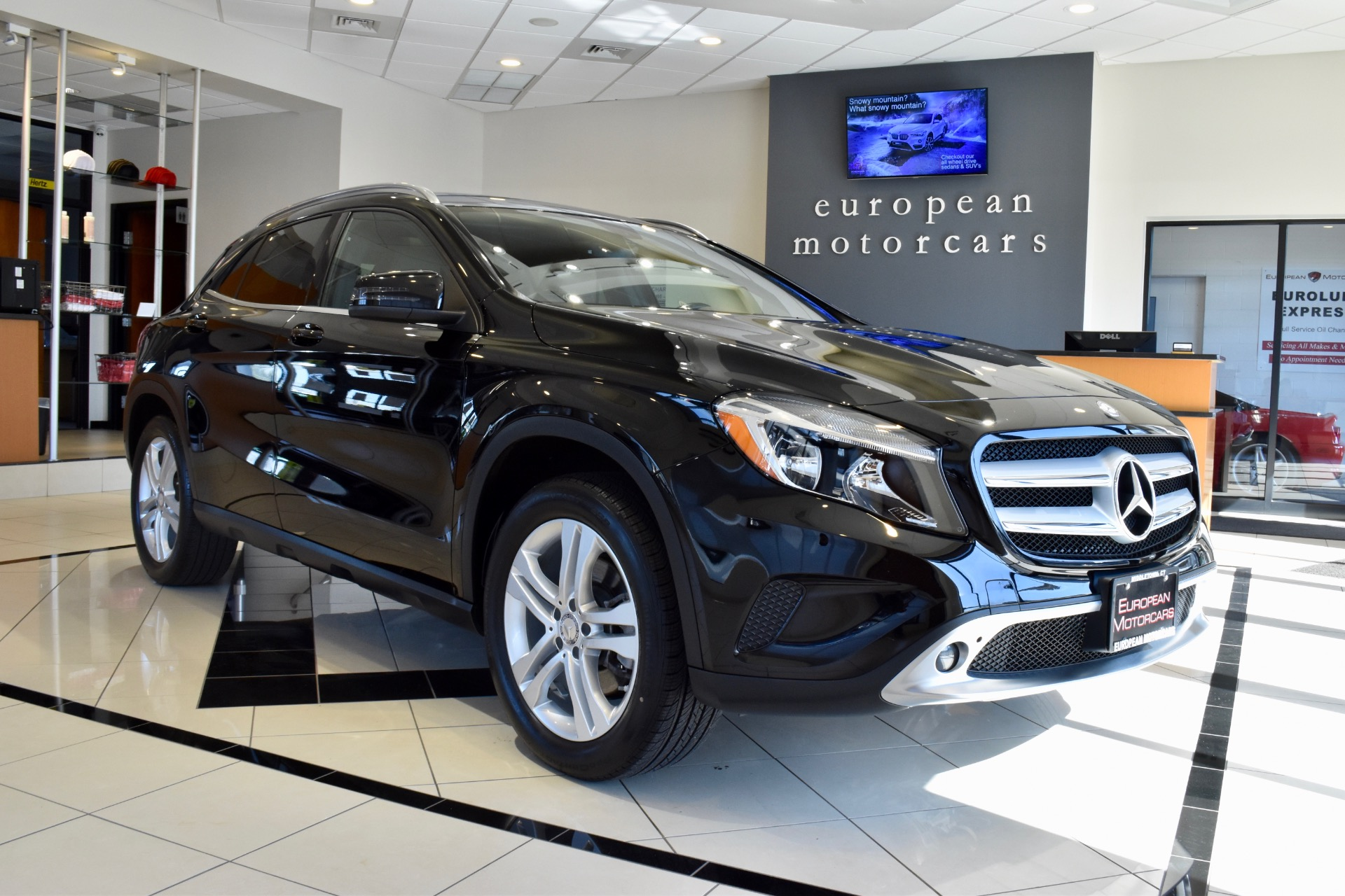 2015 Mercedes Benz GLA GLA 250 4MATIC for sale near Middletown CT