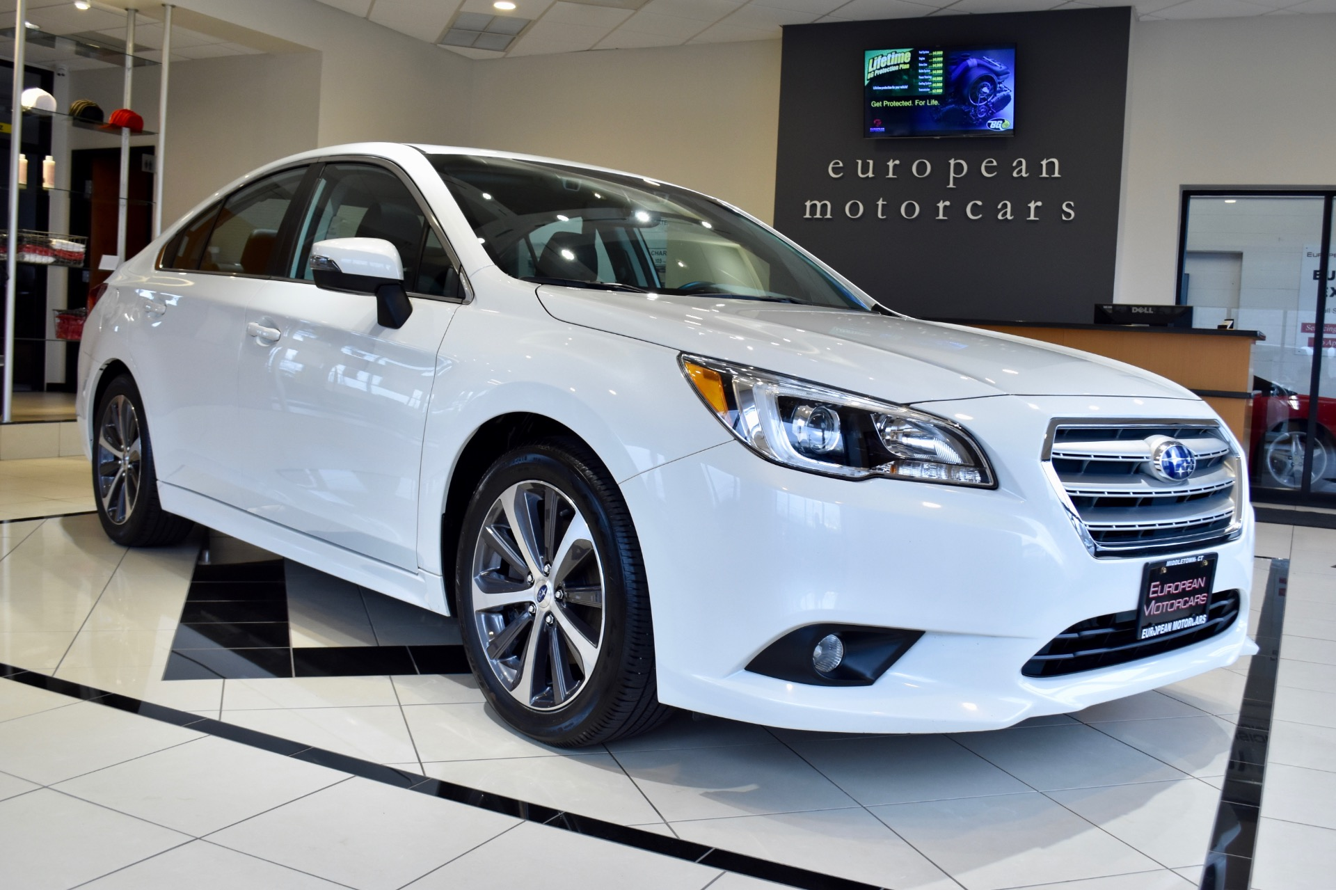 2015 subaru legacy 3 6r limited for sale near middletown ct ct subaru dealer stock 052431. Black Bedroom Furniture Sets. Home Design Ideas